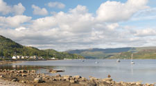 Scotland Acharossan House Self Catering Rental Accommodation