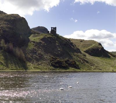 Arthurs Seat Edinburgh Erland Clouston