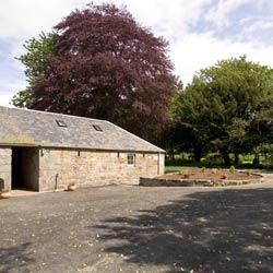Central Scotland Fife Self Catering Rental Balgonar Bothy