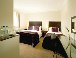 Aaron Glen B B Accommodation Near Edinburgh Scotland