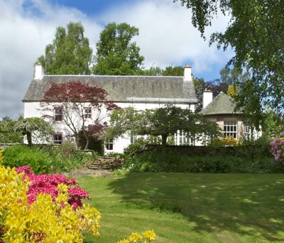 Essendy House Bed And Breakfast Near Blairgowrie