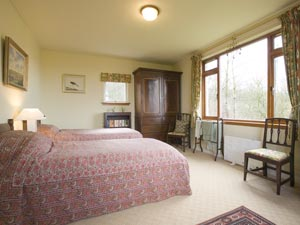 Scotland Self Catering Holiday Cottage Near Stirling